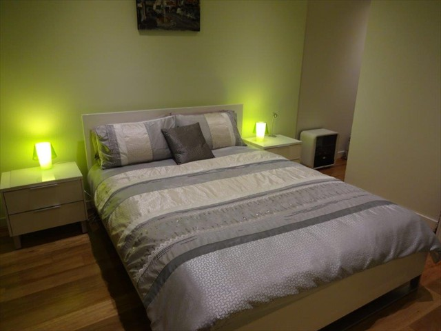 EDEN: Comfortable Queen bed w/ quality bed linen, LED TV/DVD and ensuite bathroom