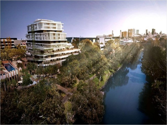 EDEN: Amazing Views of Yarra River and City Skyline