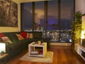 Amazing unobstructed views of Melbourne from your penthouse apartment